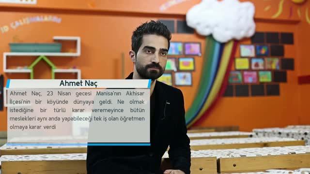 Sınıf Öğretmenliği - Ahmet Naç