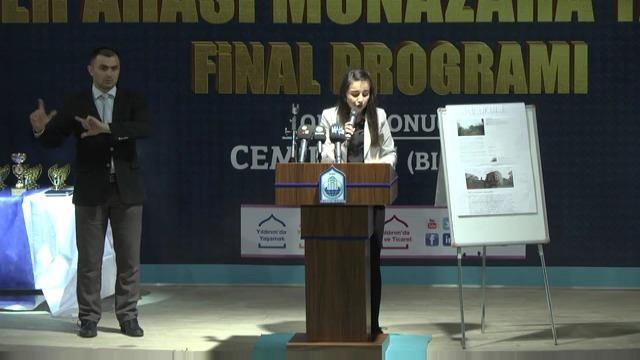 Molla Yegan Münazara Yarışması