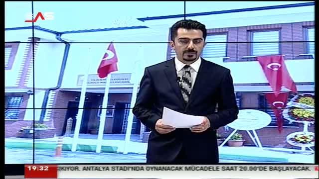 ANADOLU MAHALLESİ MAHALLE KONAĞI TEMEL ATMA