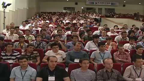 Kariyer Zirvesi - Prof. Dr. Nevzat Tarhan