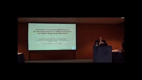 Prof. Dr. Nevzat Tarhan - Prag Kongre TMU Sunumu