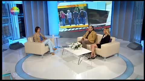 Üsküdar Üniversitesi ve Ergoterapi ( SHOW TV )