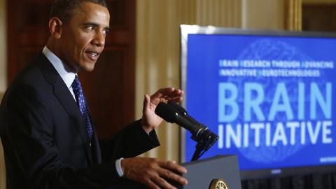 """Obama'nın """"Beyin Girişimi"""" konuşması"""