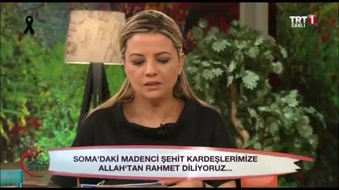 Soma İçin oluşturulan PSİKOAKUT Ekibi çalışmalarını TRT 1'e anlattı