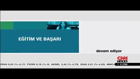 Üsküdar Üniversitesi Eğitim Modeliyle CNNTÜRK'te...