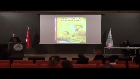 Atatürk'ün Bilinmeyenleri Konferansı