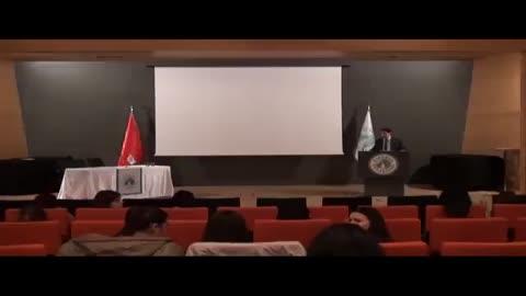 """Üsküdar Üniversitesi """"İlerleme, Kalkınma ve Etik Değerler"""" Konferansı"""