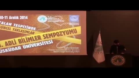 Üsküdar Üniversitesi 1. Adli Bilimler Sempozyumu Kurumsal Görüşmelerde Mülakat Teknikleri