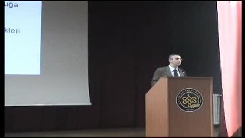 Prof.Dr Ayhan Songar Davranış Fizyolojisi Sempozyumu - 2