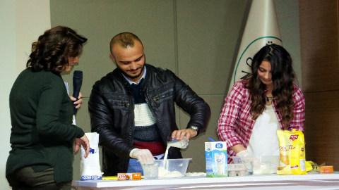 """Üsküdar Üniversitesi """"Çölyak Hastalığına Yönelik Farkındalık ve Dikkat Çekme"""" Konferansı"""