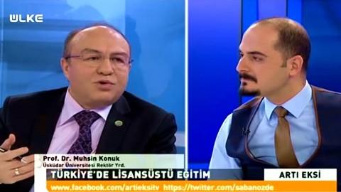 Lisanüstü Eğitim İmkanları ve Bilimsel Çalışmalarıyla Türkiye'nin Karnesi