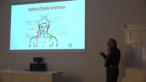 "Prof. Dr. Nevzat Tarhan ""Mutluluk Bilimi"" Konferansı"