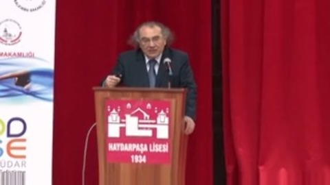 """Prof. Dr. Nevzat Tarhan """"Eğitimde Sosyal ve Duygusal Öğrenme"""" Konferansı"""