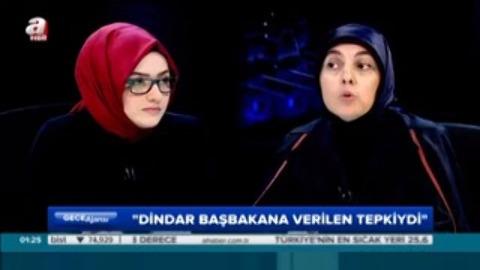 Doç. Dr. Merve Kavakçı 28 Şubat'ı A Haber'e değerlendirdi.
