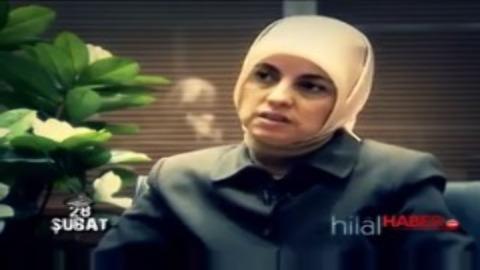 Doç. Dr. Merve Kavakçı 28 Şubat'ı Hilal Haber'e Değerlendirdi.