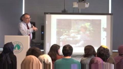 Prof. Dr. Nevzat Tarhan ile Değerler psikolojisi ve İnsan kitabı analiz edildi.