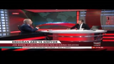 Cumhurbaşkanı Edoğan'ın ABD ziyareti ve ABD-Türkiye İlişkileri
