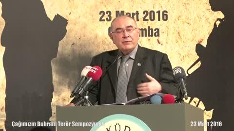 Nevzat Tarhan Bir Kişi Nasıl Canlı Bomba Olur (23.03.2016)