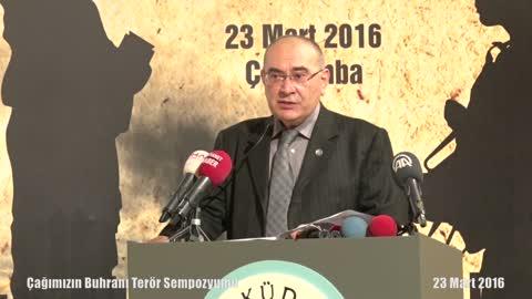 Nevzat Tarhan Terörü Ne Besliyor (23.03.2016)
