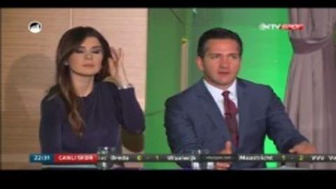Üsküdar Üniversitesi Spor Alanındaki Bilimsel Çalışmalarıyla NTV SPOR'da...
