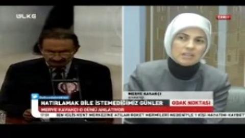 Doç. Dr. Merve Kavakçı Milletvekili olarak meclise girememesini 17'inci yılında değerlendirdi.