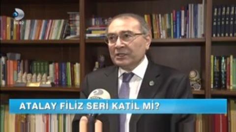 Atalay Filiz Seri Katil Mi?