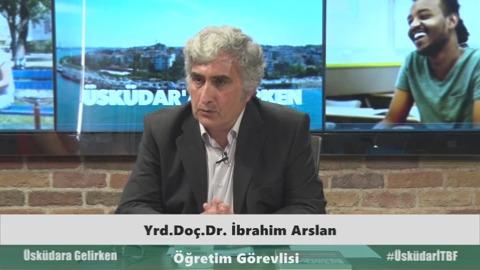 Üsküdar Üniversitesi İTBF Dekan Yardımcısı Yrd.Doç.Dr. İbrahim Arslan -Üsküdar Üniversitesi Siyaset Bilimi ve Uluslararası İlişkiler Bölümünü anlattı
