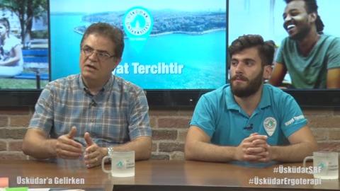 Üsküdar Üniversitesi Öğr.Gör. Shahram Mohseni ve İsa Kör - Ergoterapi Bölümünü anlattılar
