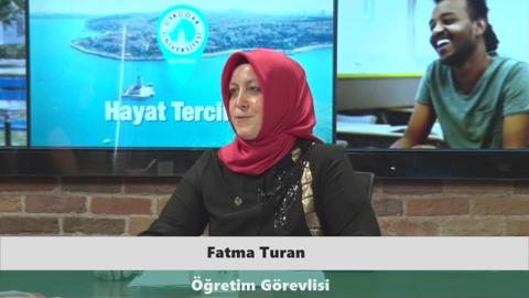 Üsküdar Üniversitesi Öğretim Görevlisi Fatma Turan - Türkiye'de Giderek Önem Artan Elektronörofizyoloji Bölümünü anlattı