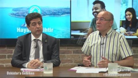 Üsküdar Üniversitesi Bölüm Başkanı  Doç.Dr. Ebulfez Süleymanov ve Yrd.Doç.Dr. Zülfikar Özkan Sosyoloji Bölümünü aday öğrenciler için anlattılar.
