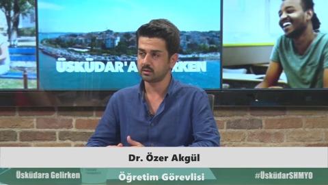 Üsküdar Üniversitesi Öğretim Görevlisi Dr.Özer Akgül - Tanı Alanında Hizmet Veren Tıbbi Lab. Tek. ve Patoloji Bölümünü anlattı.