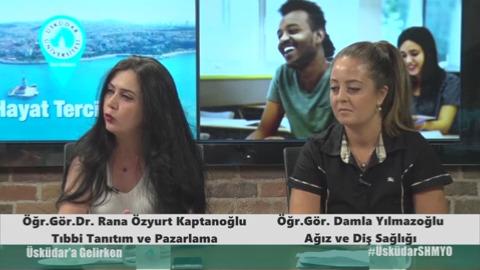 Üsküdar Üniversitesi Öğr.Gör.Dr. Rana Özyurt Kaptanoğlu Öğr.Gör. Damla Yılmzoğlu - Ağız ve Diş Sağlığı- Tıbbi Tanıtım ve Pazarlama  Önemi Nelerdir