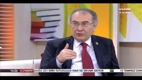 Rektör Prof. Dr. Nevzat Tarhan Üsküdar Üniversitesi ve Eğitim Modelini HABERTÜRK'te anlattı...
