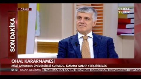 Prof. Dr. Tayfun Uzbay Üsküdar Üniversitesinin imkanlarını ve tercih yapacak adaylara önerilerde bulundu.