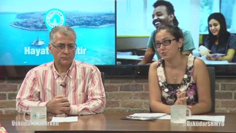 Üsküdar Üniversitesi Öğretim Üyesi Yrd.Doç.Dr. İbrahim Şahbaz ve Öğr.Gör. Aydan Yalçıntürk.mp4 -Çocuk Gelişiminin Uygulama Alanları Nelerdir?
