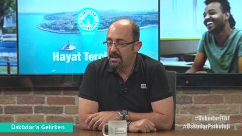 Üsküdar Üniversitesi Öğretim Üyesi Prof.Dr. Sinan Canan- Üsküdar Üniversitesinde Beyin Çalışmaları