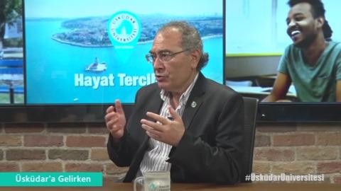 Üsküdar Üniversitesi Rektörü Prof.Dr.Nevzat Tarhan - 3.Nesil Üniversite, Doğru  Üniversite Tercihi,Hastane-Üniversite İş Birliği ve Beyin Çalışmaları