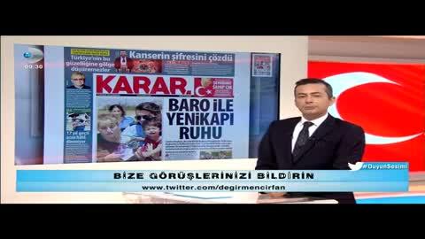 Kanserin stratejisini çözen Türk'e ABD'den ödül