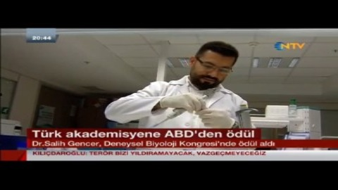 Türk akademisyen Salih Gencer'in çalışması kansere çare olacak mı?