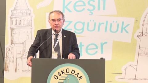 """Prof.Dr. Nevzat Tarhan: """"Son yaşananları sosyal psikiyatri değerlendirmeli"""" Tarhan, Türkiye'de son süreçte yaşanan olayların sosyal psikiyatri ve  politik psikoloji açısından ele alınması gerektiğini söyledi."""