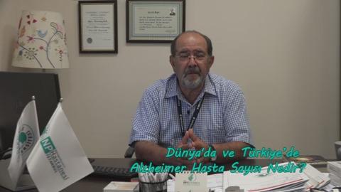 Prof.Dr. Oğuz Tanrıdağ,  Alzheimerın Genetik Faktörü Hakkında Bilgilendiriyor