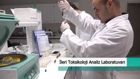 Toksikolojide Türkiye'nin ilk ISO 17025 akreditasyon belgesine sahip laboratuvarı Üsküdar Üniversitesinde.