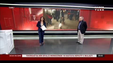 Trafikte işlenen cinayetler ilk sırada! Prof. Dr. Nevzat Tarhan trafikte öfkeyle gelen cinayetleri Habertürk Tv'de değerlendirdi.