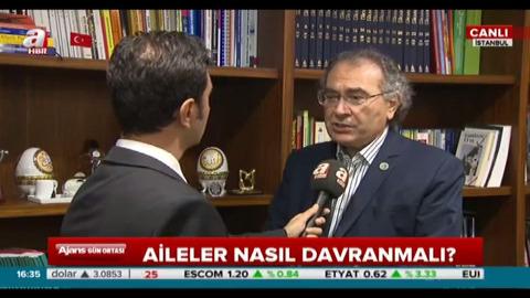 Irmak bebeğin katili cinayeti hangi psikoloji ile işledi? Prof. Dr. Nevzat Tarhan A Haber'de değerlendirdi.