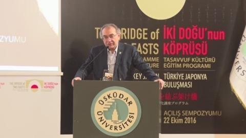 Üsküdar Ünviversitesi ''İki Doğu'nun Köprüsü Tasavvuf Kültürü Eğitim Programı Türkiye Japonya Buluşması''