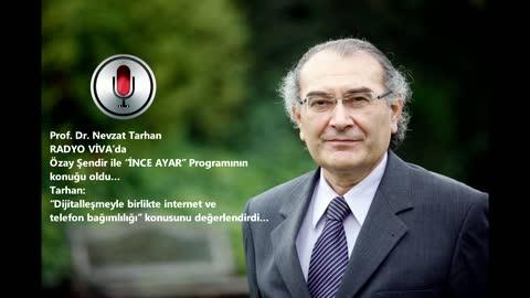 Prof. Dr. Nevzat Tarhan Dijitalleşmeyle Birlikte İnternet ve Telefon Bağımlılığını Anlattı!