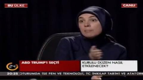 Merve Kavakçı, ABD seçim sonuçlarını Postkolonyal bağlamda değerlendirdi.