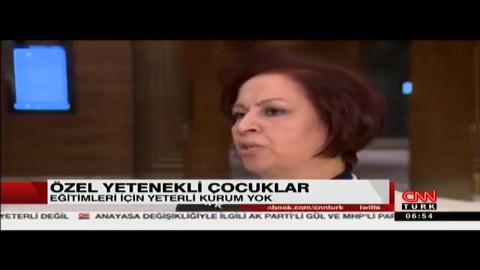 Türkiye'de Özel Yetenekli Çocuklar ve Eğitimi