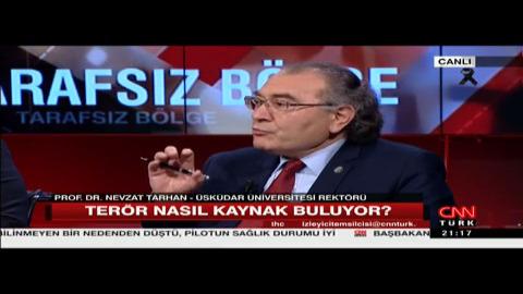 Prof. Dr. Nevzat Tarhan, Dolmabahçe'deki çifte bombalı saldırıyı, terör olaylarının toplum psikolojisine etkisini değerlendirdi...
