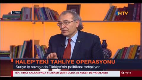 """Prof. Dr. Nevzat Tarhan: """"En tehlikeli silah ölümü göze alan insandır"""""""